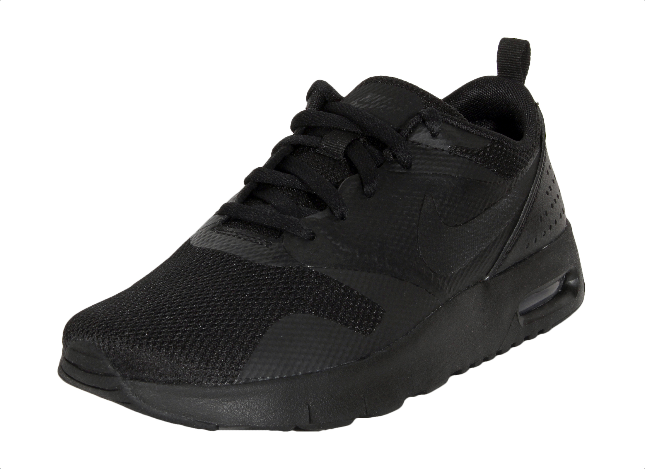 on sale 3e9bb 05073 Nike Air Max Tavas Boys  Preschool Black black 44104005 1   eBay
