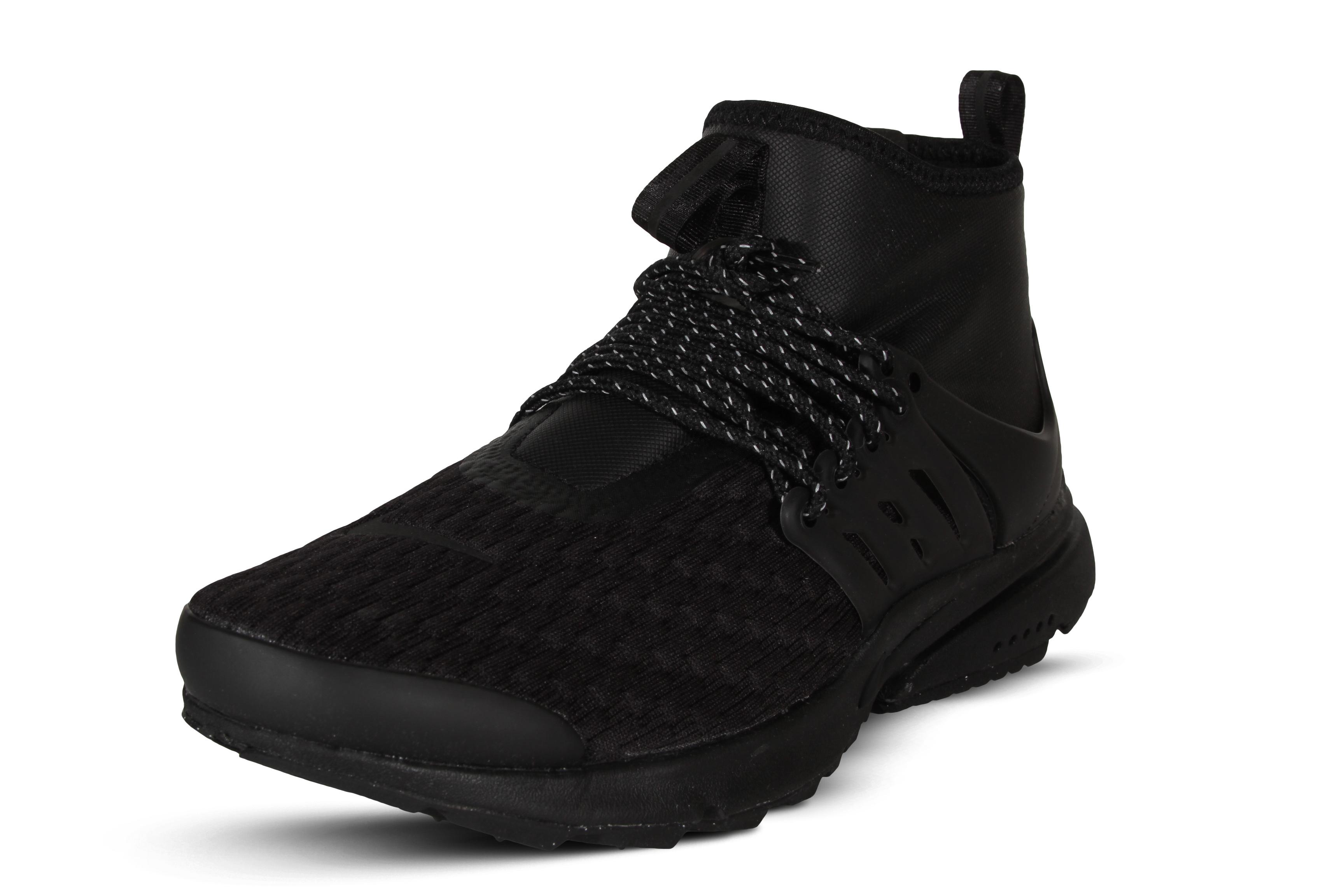 new arrival 4ff86 44c7b ... ebay womens nike air presto mid utility premium running shoes aa0674  003 1a651 c9efb