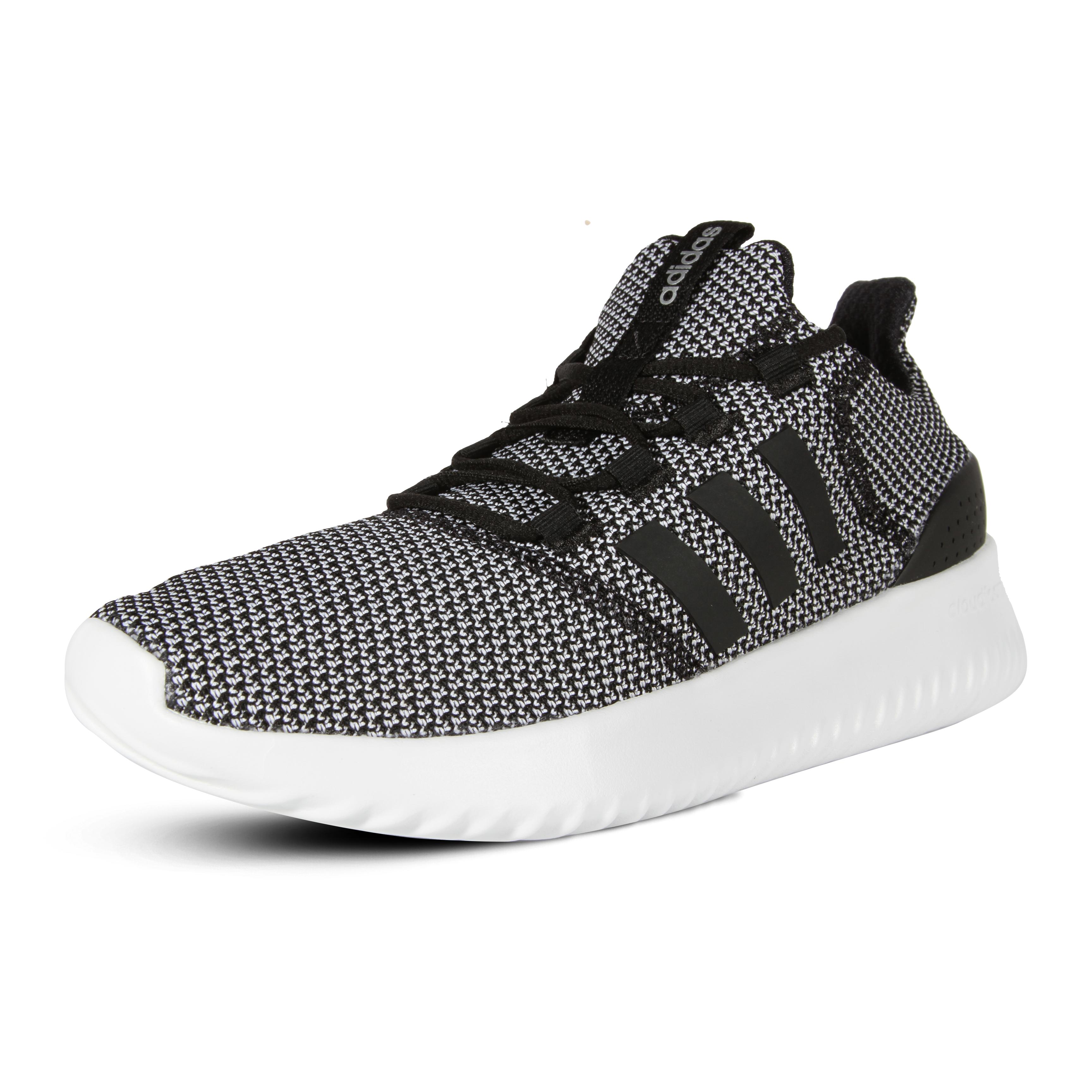 Adidas caminar en el aire en el cloudfoam Ultimate zapatilla 8 regulares de eBay