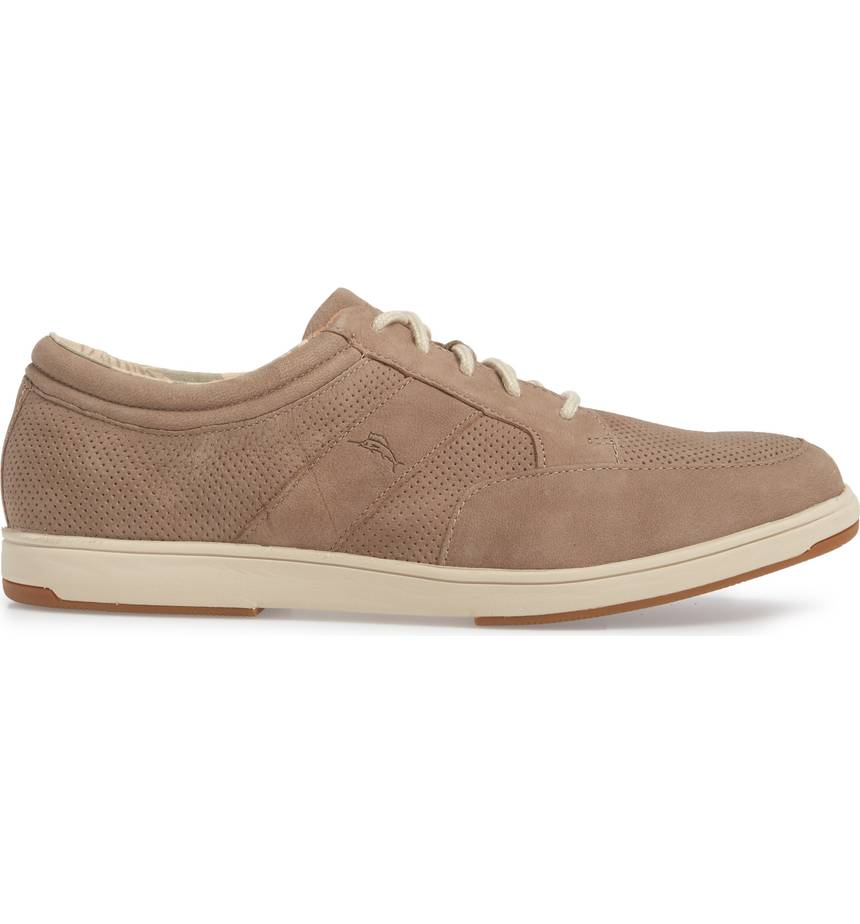 Tommy Bahama Men's Caicos Authentic Low Top Sneaker FSyBc