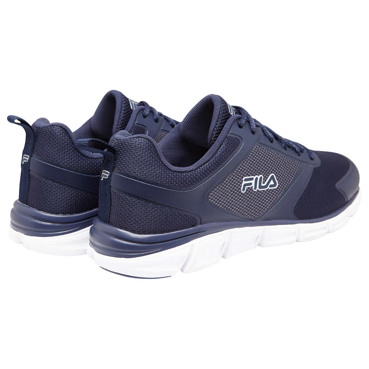 3e69a17c3 FILA Men s Memory Foam SteelSprint Athletic Shoes