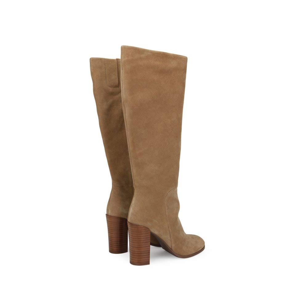 929cdc81e36af Kenneth Cole New York Womens Justin Block-Heel Boots | eBay