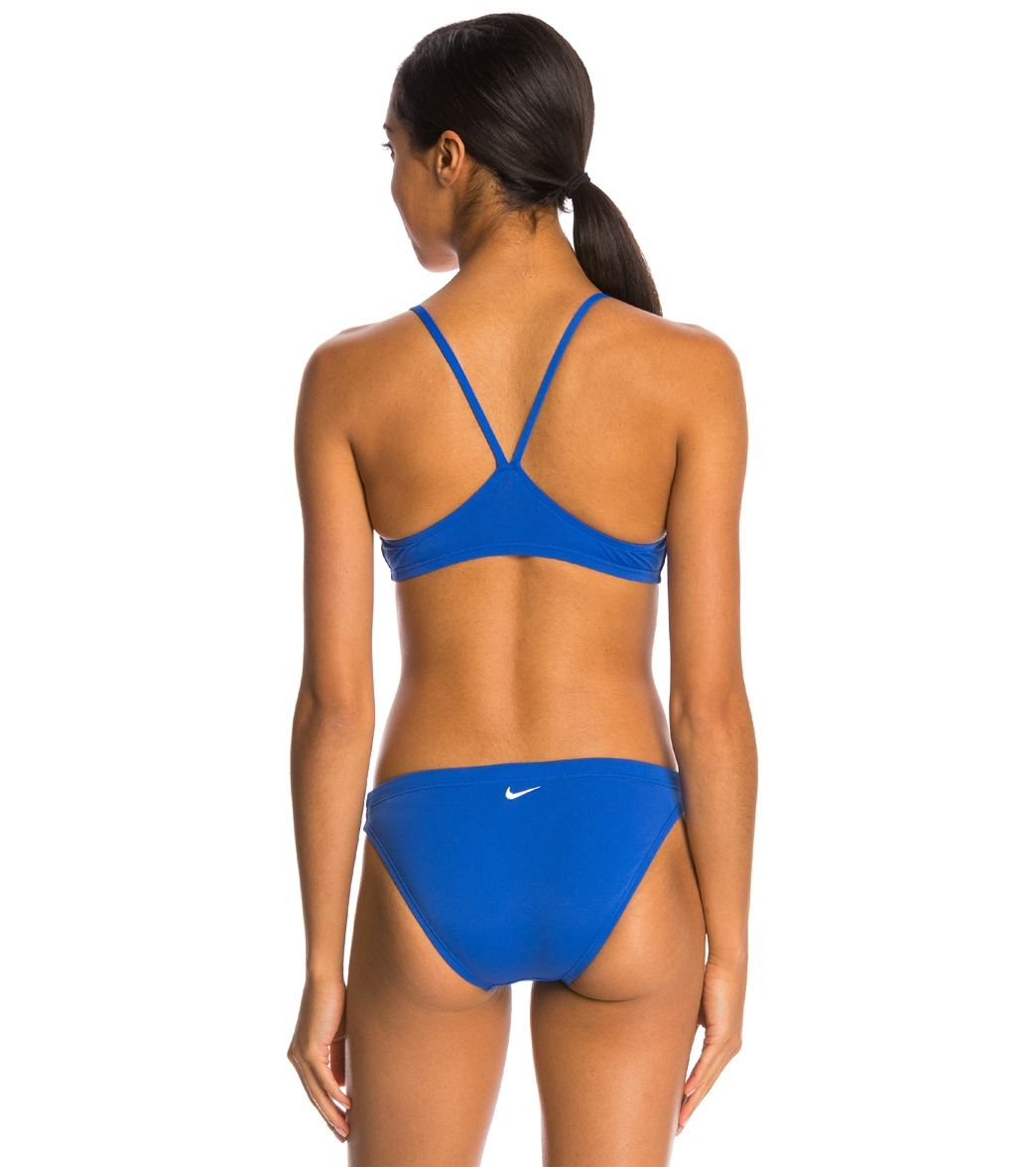 low priced 68c88 6e4b9 Nike-Swim-Womens-Poly-Core-Solids-Sport-2-