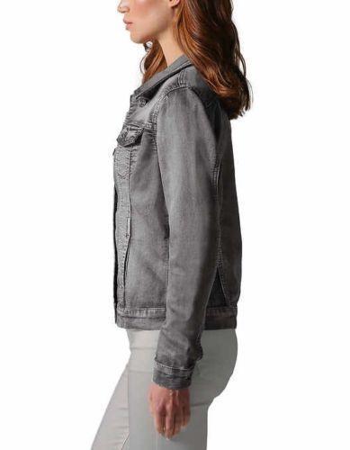 0b3b36800d54 Buffalo David Bitton Womens Stretch Knit Denim Jacket