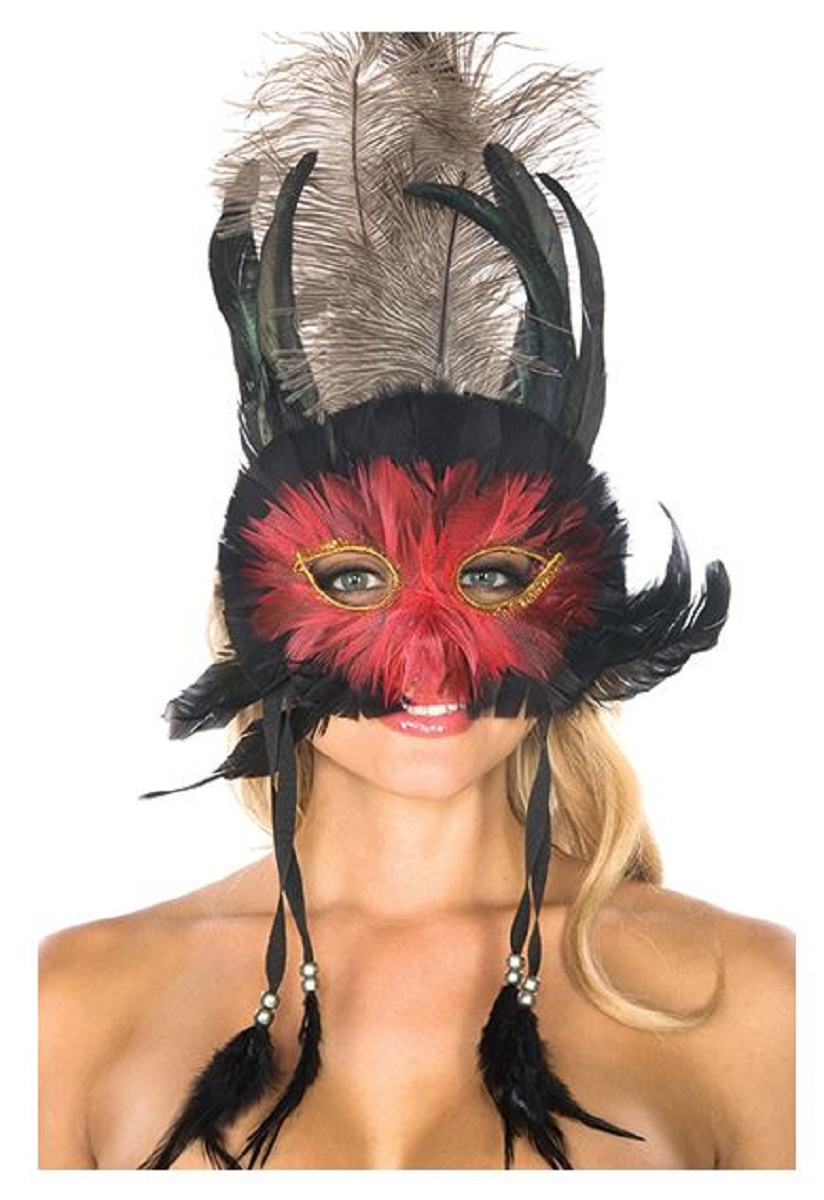 Be-Wicked-Adult-Feather-Costume-Face-Mask