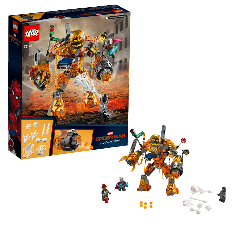 LEGO Super Heroes 76128 Molten Man Battle Age 7 294pcs