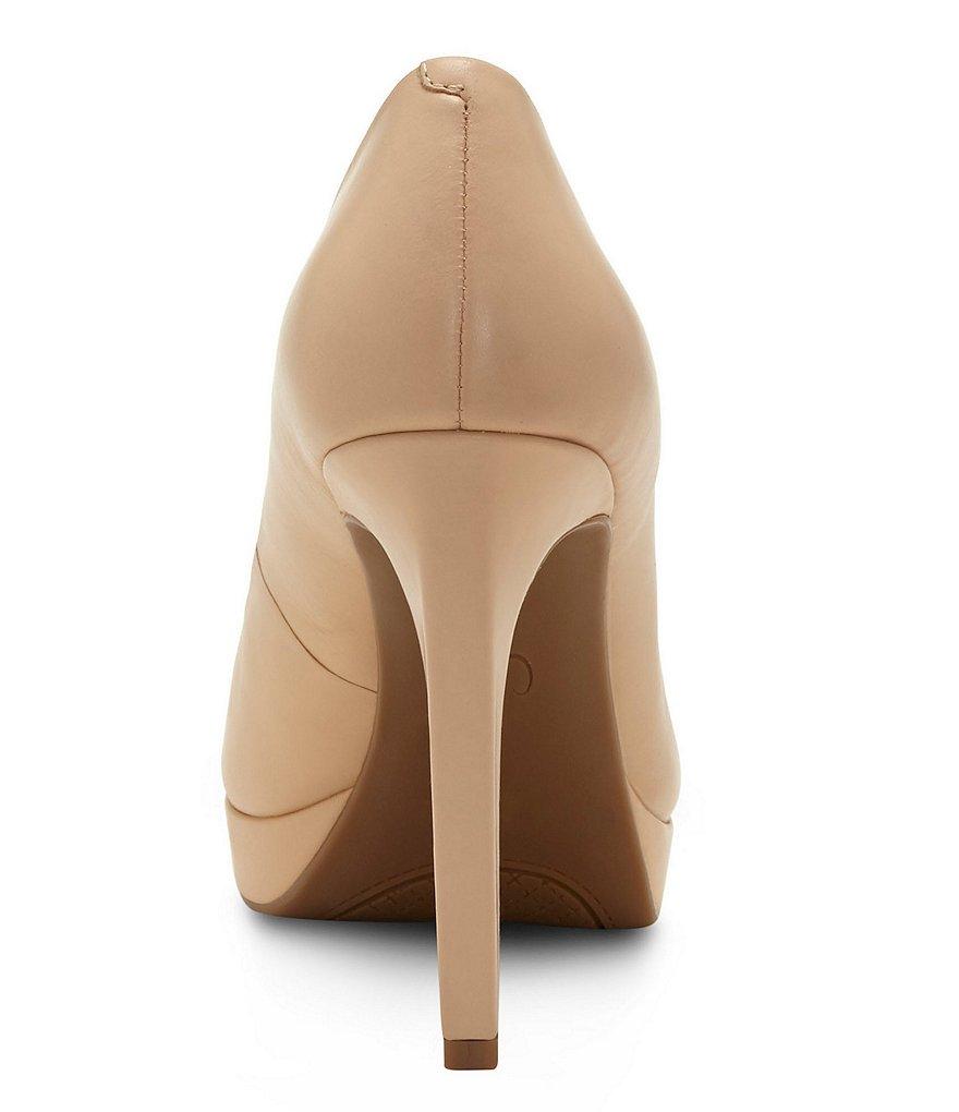 Jessica Simpson Simpson Simpson damen Dalyn Peep Toe Pump Heel 277872