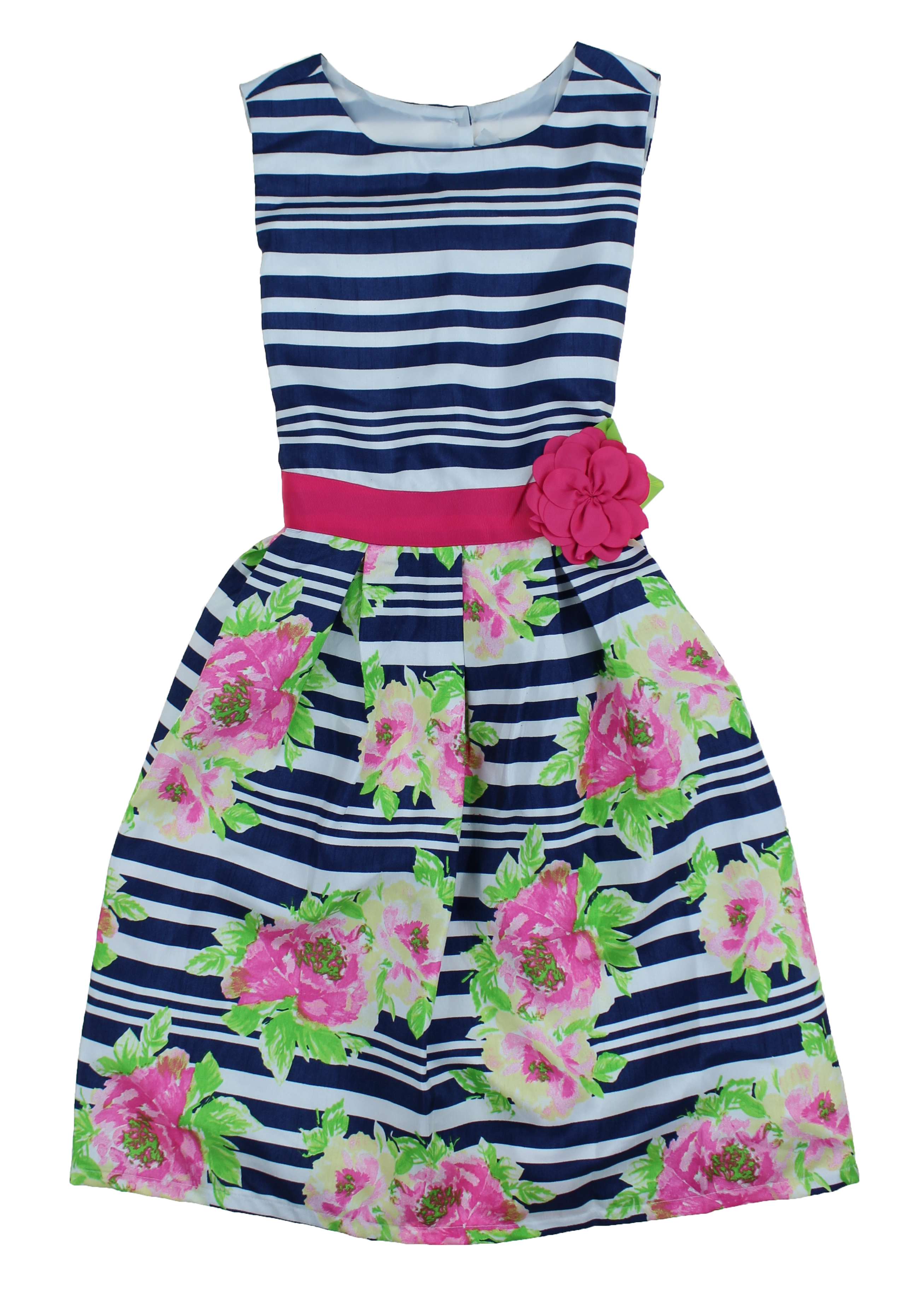 Jona Michelle Girls Semi Formal Holiday Colorful Spring