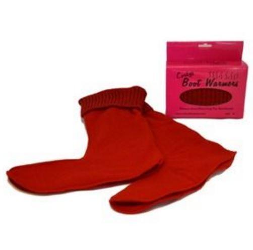 Corkys-Womens-Fashion-Fleece-Boot-Warmer-Sock-Rainboot-Cold-Weather-Boot-Liners thumbnail 3