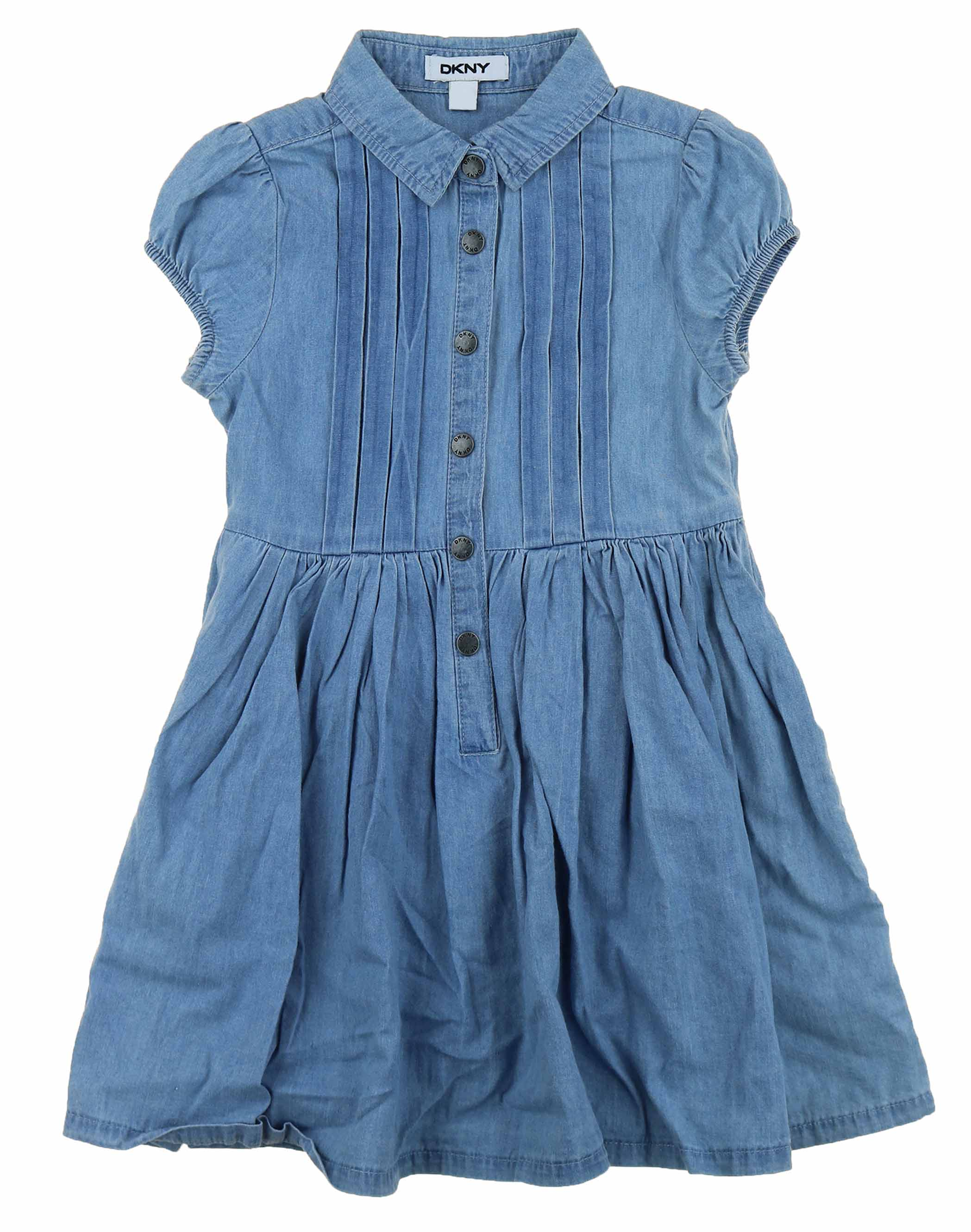 bb6f8503536 DKNY-Girls-Denim-Dress-or-Romper thumbnail 30