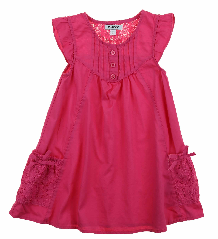 399ef4e82f6 DKNY-Girls-Denim-Dress-or-Romper thumbnail 13