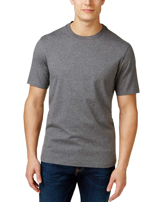 Club-Room-Mens-Cotton-Crewneck-Short-Sleeve-T-Shirt thumbnail 3