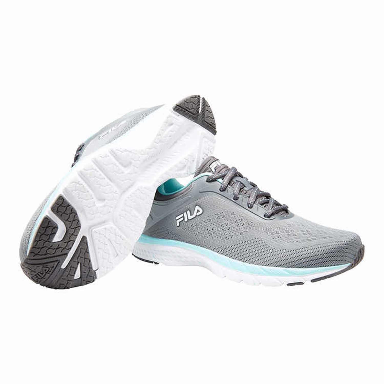 acb3925358701 Fila Womens Memory Foam Outreach Athletic Shoe-New Without Box