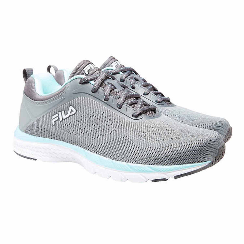 078bda36b1cb Fila Womens Memory Foam Outreach Athletic Shoe-New Without Box