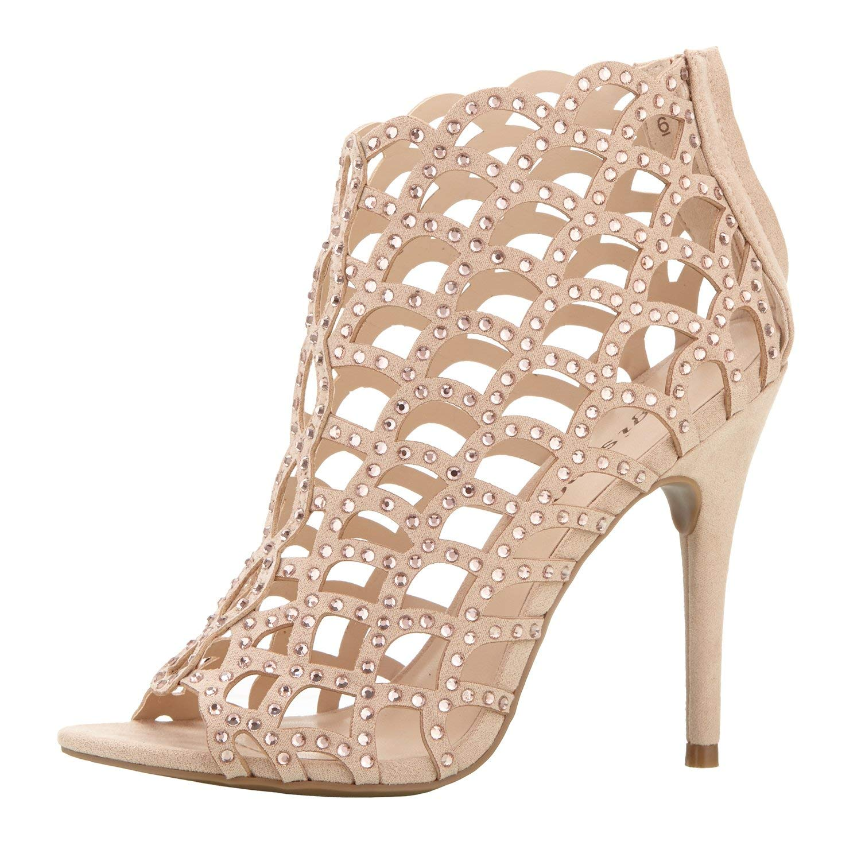 Zigi Soho Womens Duran Caged Heel | eBay