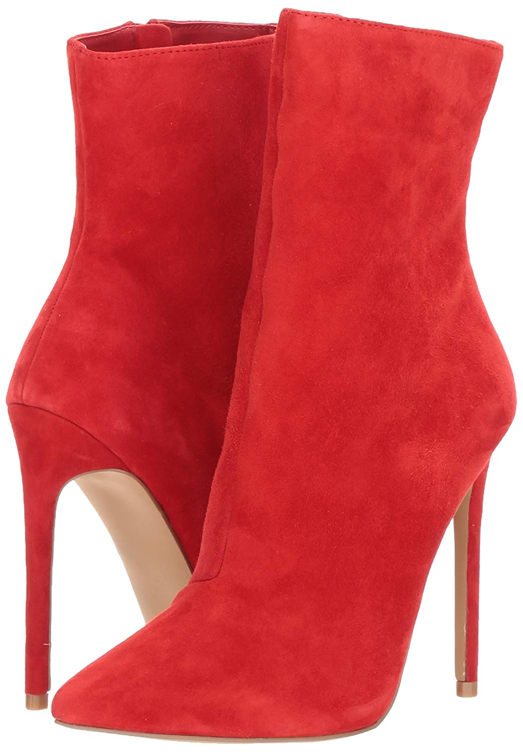 6fb1ca4a182 Details about Steve Madden Womens Wagner Stiletto-Heel Booties