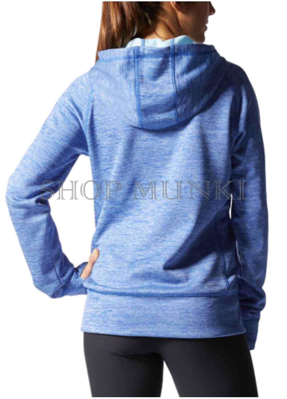 aa39cb42c7d5 Adidas Women s Team Issue Climawarm Pullover Hoodie