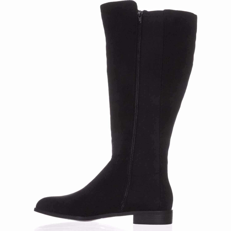 0e7725929bf9 Alfani Women s Pippaa Round-Toe Tall Knee-High Riding Boots