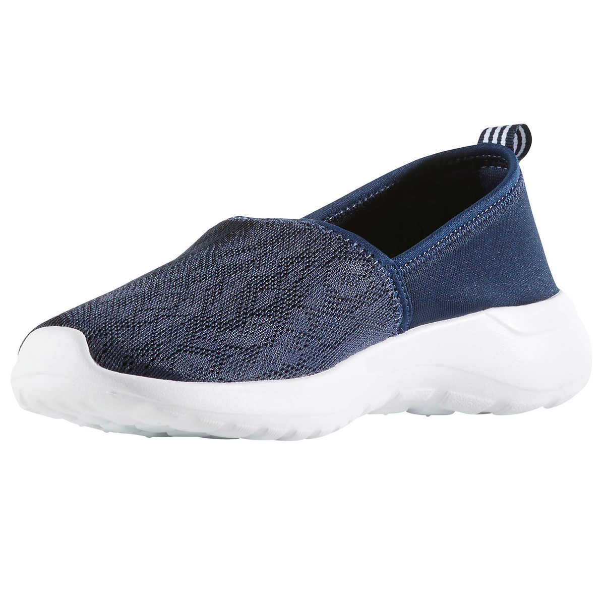 Adidas Women s Cloudfoam Lite Racer Slip On Shoe New Without Box  a6b07b6a8