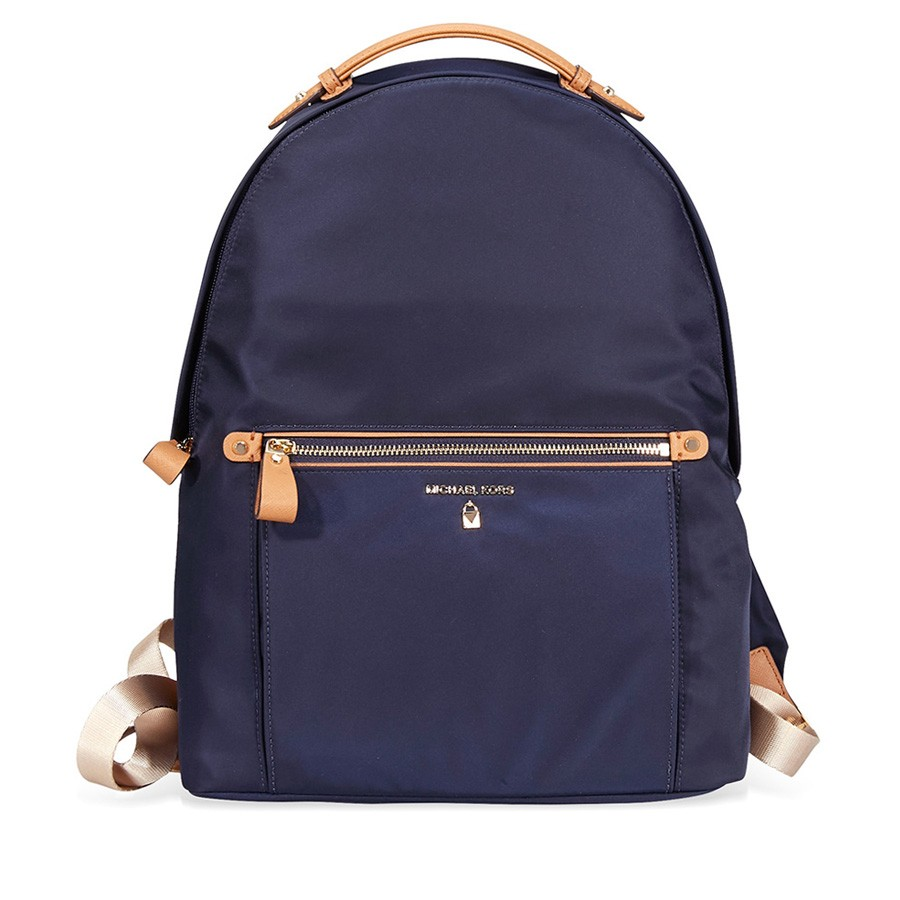Details about Michael Kors Kelsey Nylon Large Backpack New Without Tags (Admiral)