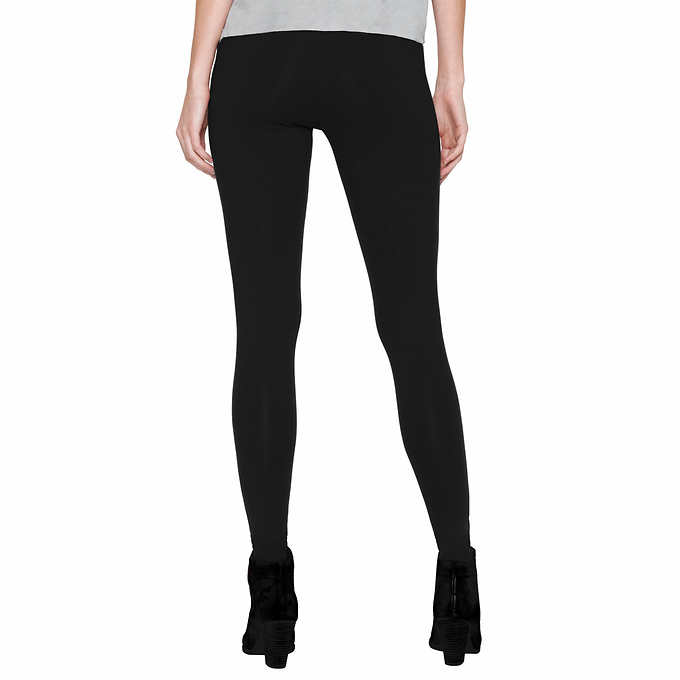 2e29d1be2c4811 Matty M. Womens Thick Material Leggings with Wide Elastic Band | eBay