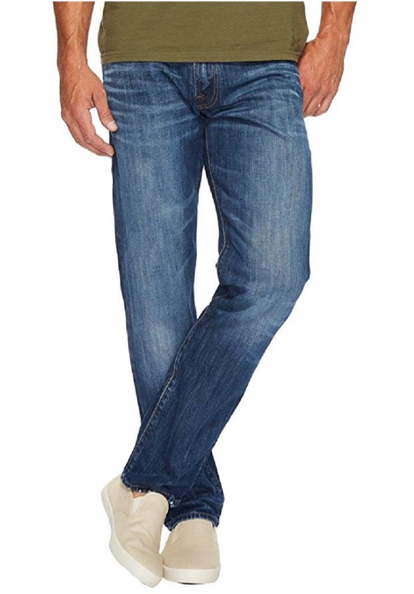 Lucky Brand Mens 121 Heritage Slim Leg Jean Jeans
