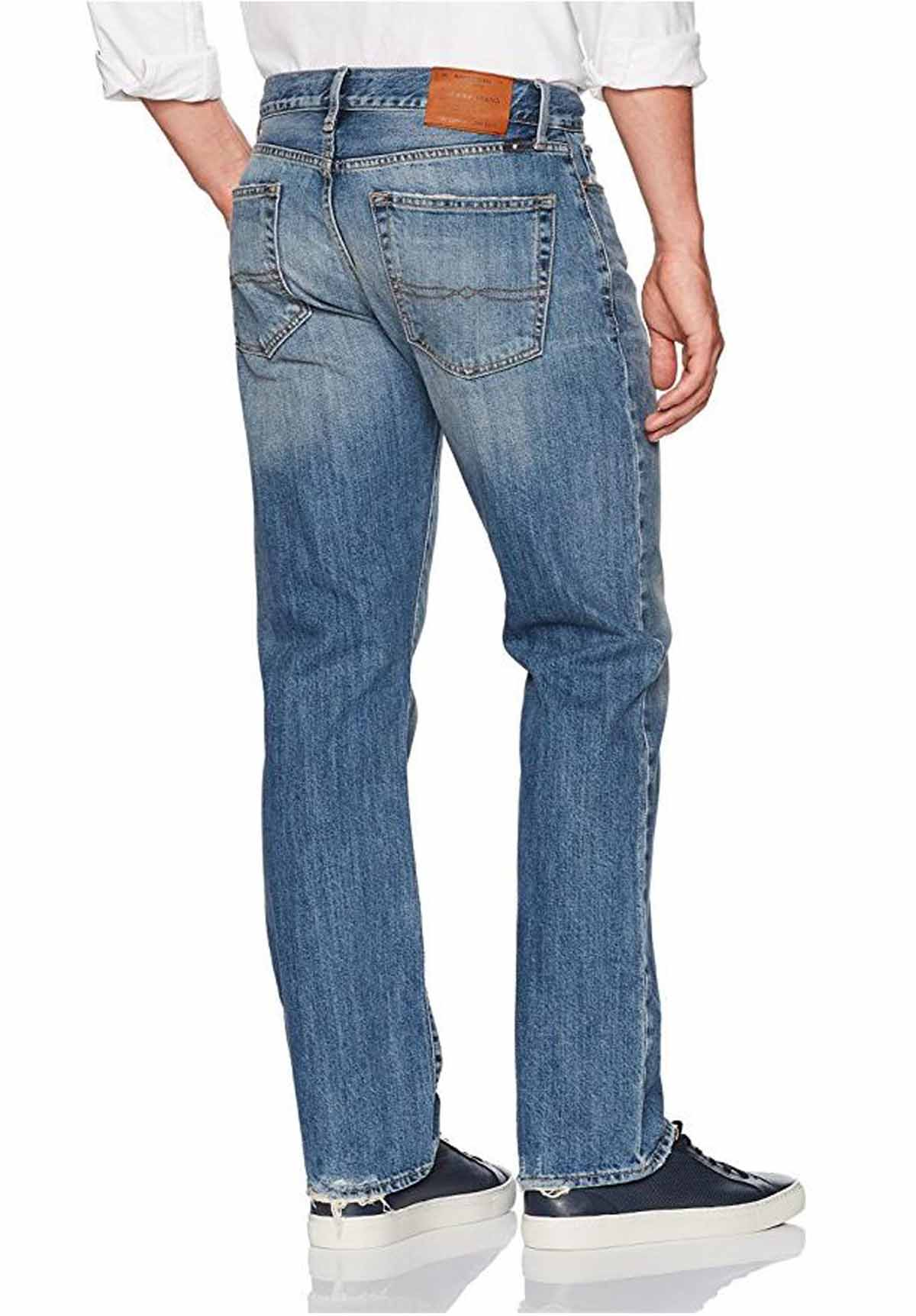 Lucky Brand Mens 363 Vintage Straight in Paradise Vallet