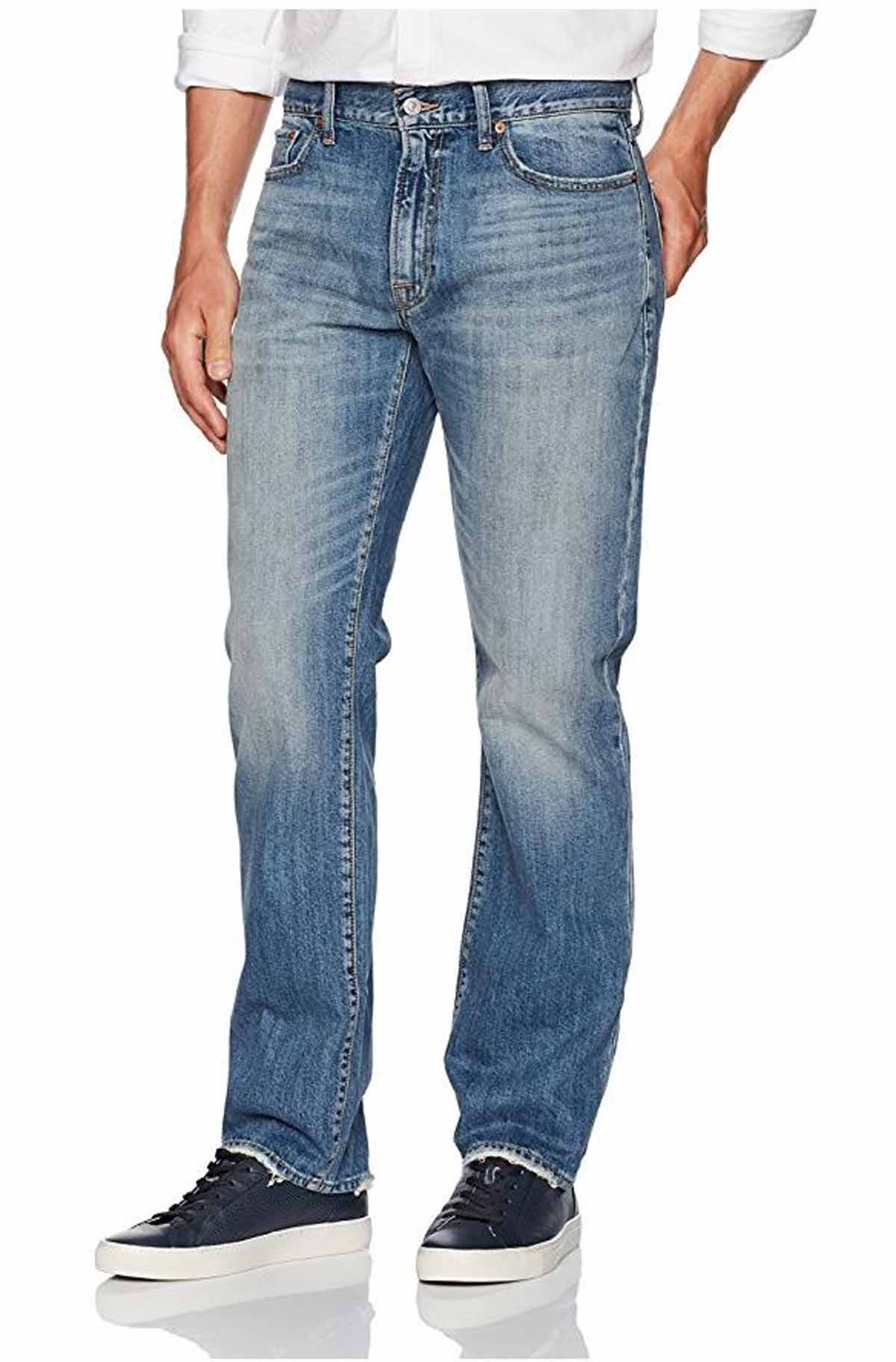12a3e32cd1e Details about Lucky Brand Mens 363 Vintage Straight Fit Jeans