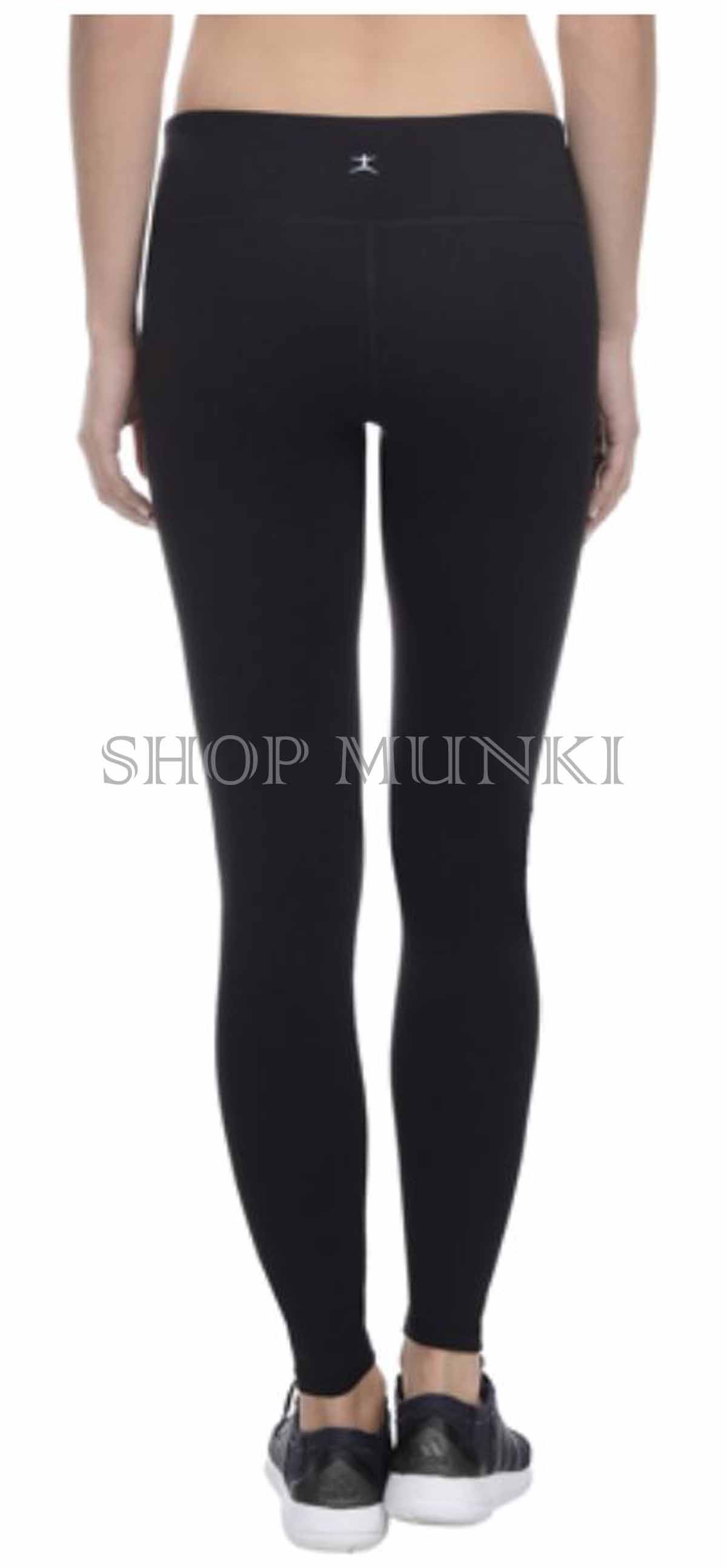 ed0f07eea50d2 Danskin Womens Supplex CoolMax Active Stretch Printed Ankle Legging ...
