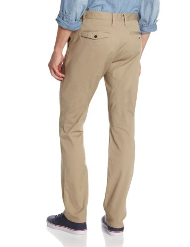 Hurley-Mens-Impala-Straight-Fit-Utility-Work-Pant thumbnail 3