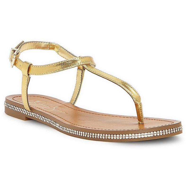 eac5f640984 Jessica-Simpson-Womens-Brimah-T-Strap-Thong-Sandals thumbnail
