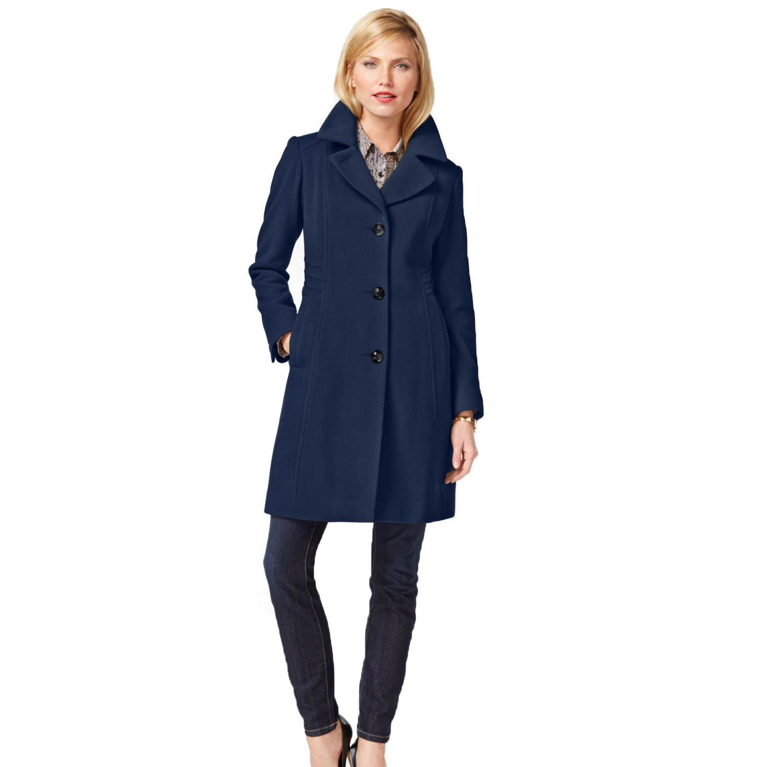 Anne-Klein-Wool-Cashmere-Blend-Walker-Coat