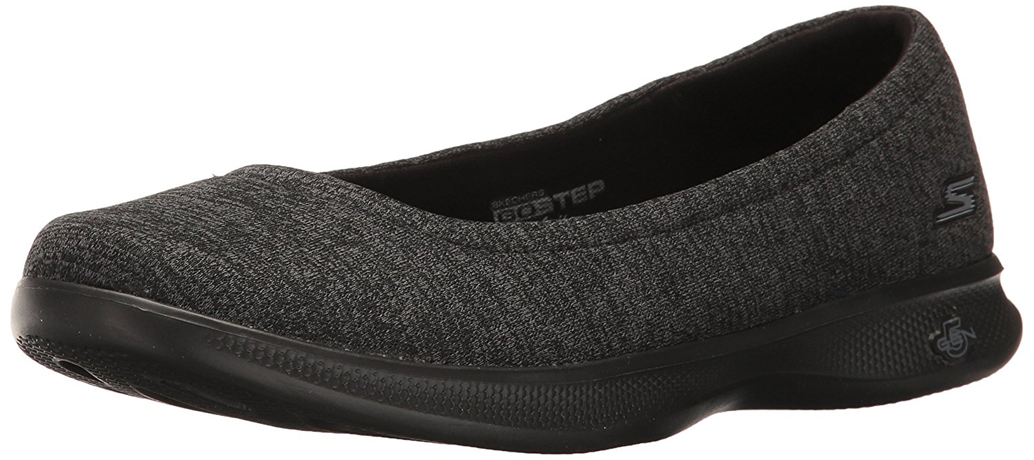 Skechers-Womens-Go-Step-Lite-Slip-One-Shoe-New-Without-Box thumbnail 12