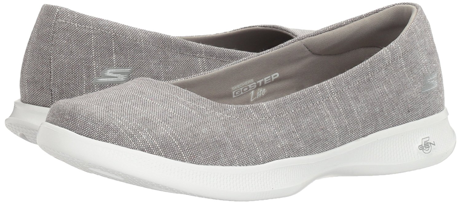 Skechers-Womens-Go-Step-Lite-Slip-One-Shoe-New-Without-Box thumbnail 8