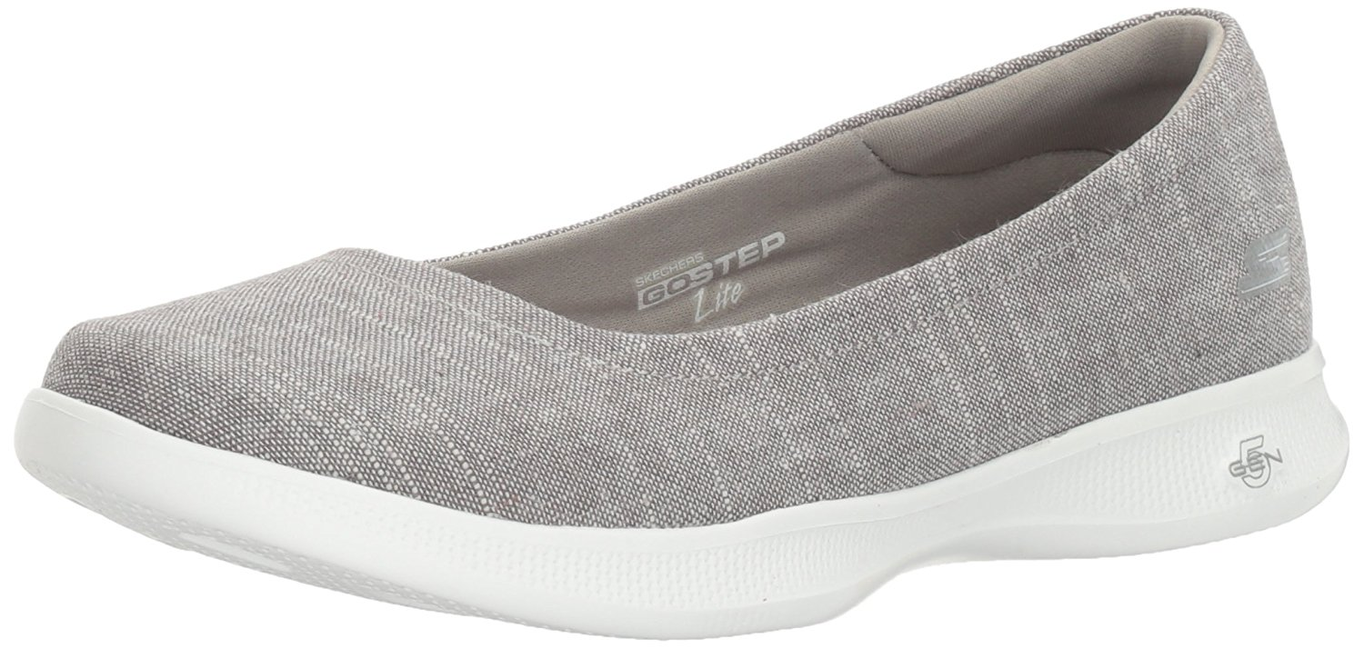 Skechers-Womens-Go-Step-Lite-Slip-One-Shoe-New-Without-Box thumbnail 6