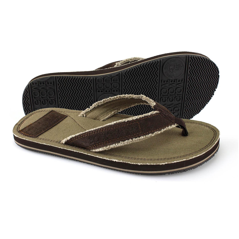 c1773cab277c1d Body Glove Mens Bridgeport Flip-Flop Sandals