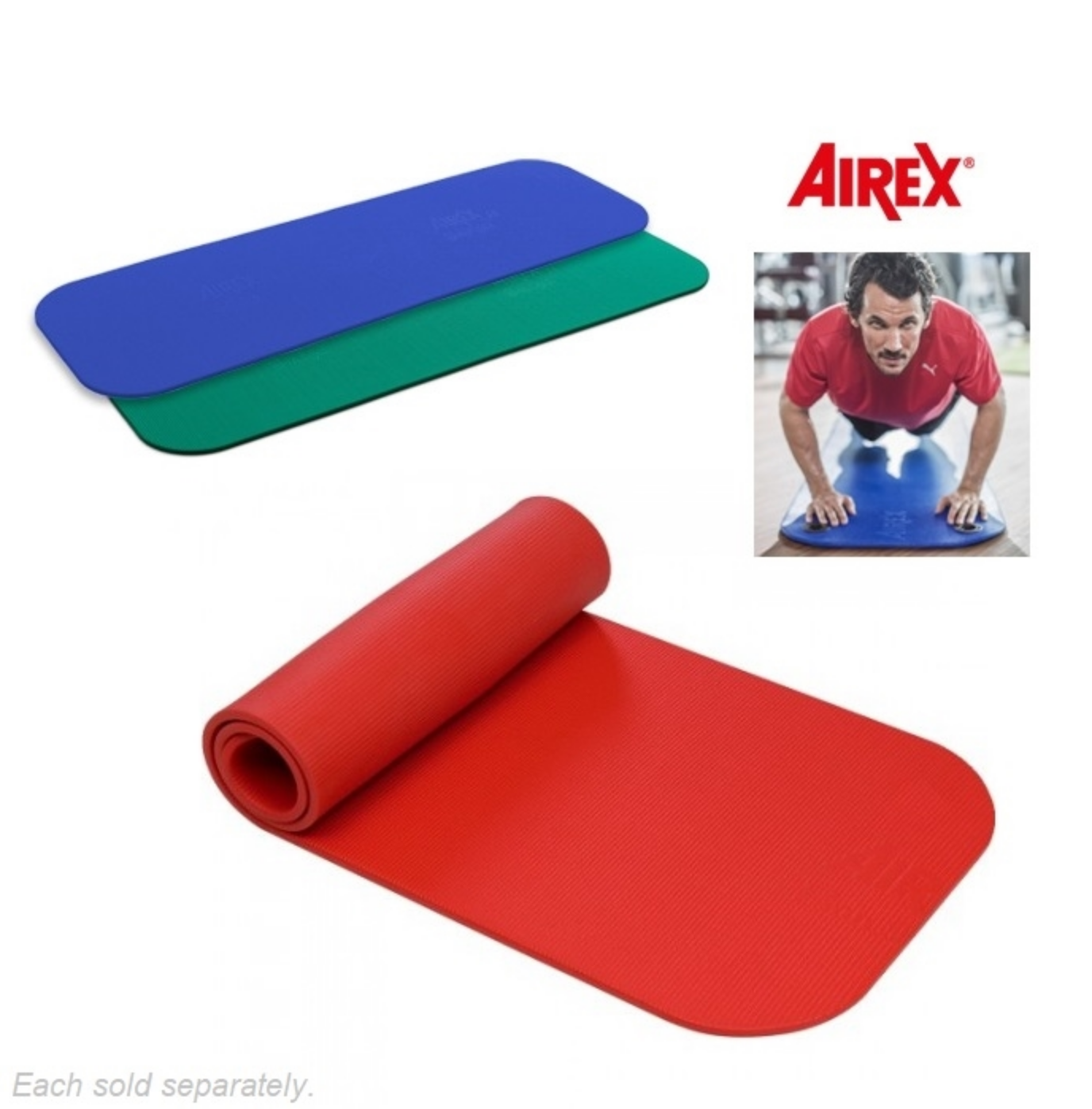 Airex Coronella Professional Quality Exercise Mat 72 L X 23 W X 6 H Ebay