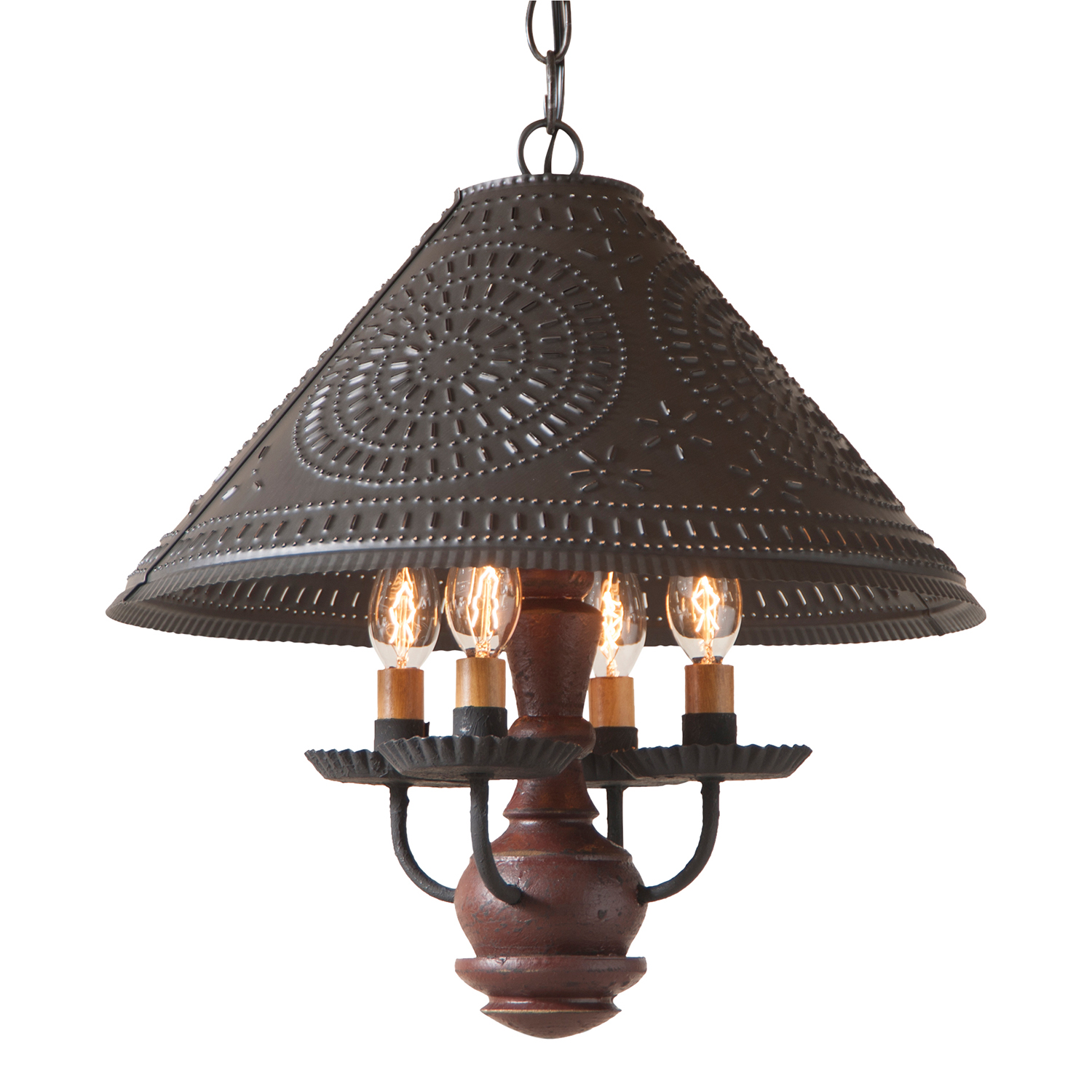 Pendant Light Rustic Country Primitive