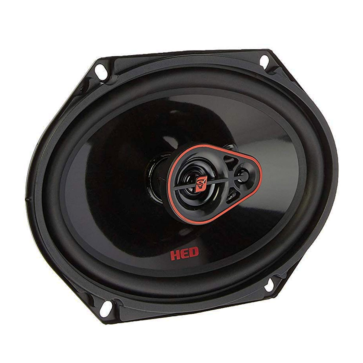 "55W RMS H7683 360W MAX NEW Cerwin Vega HED 6/""X 8/"" 3-way coaxial speaker set"