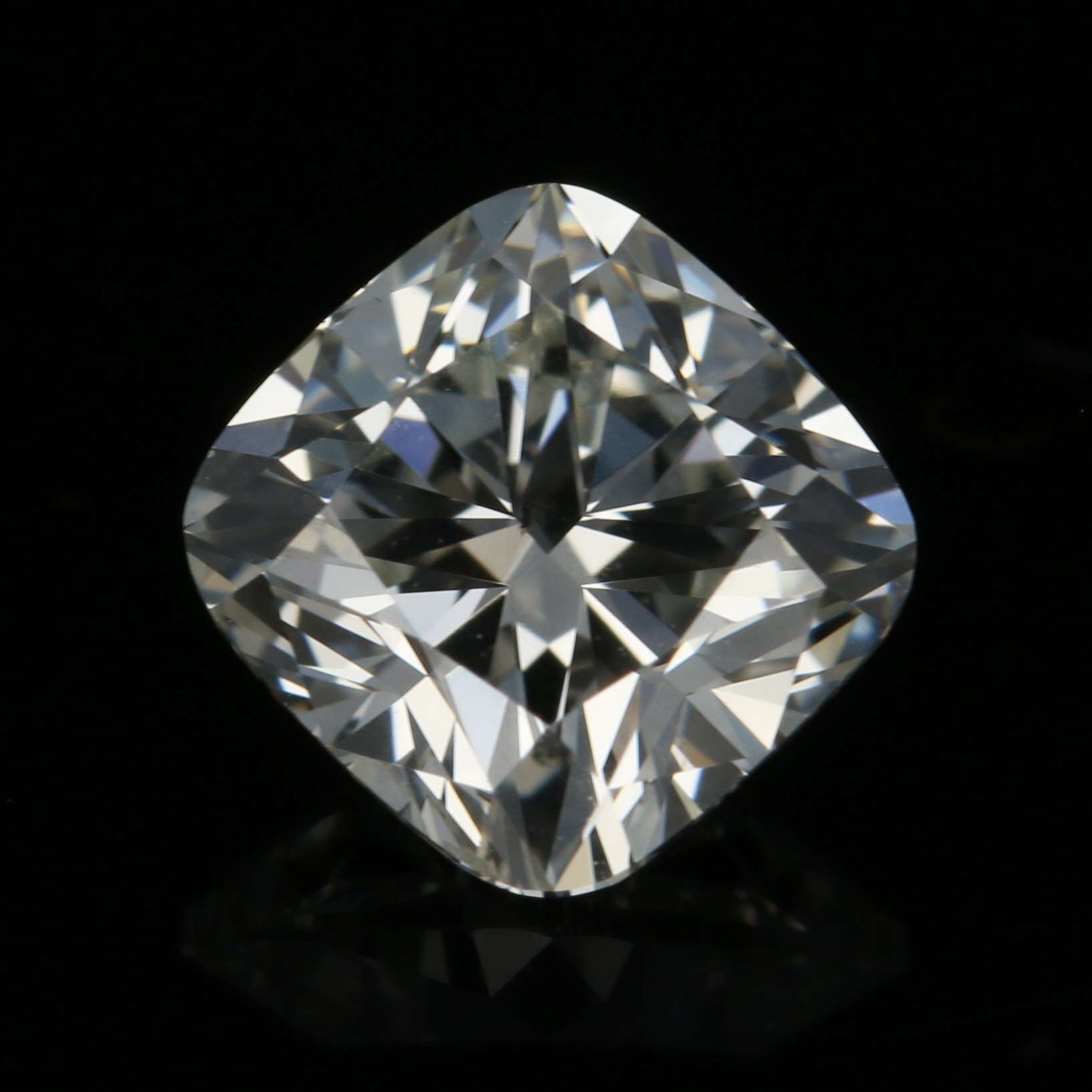 Details About 1 00ct Cushion Cut Diamond Gia Loose Solitaire