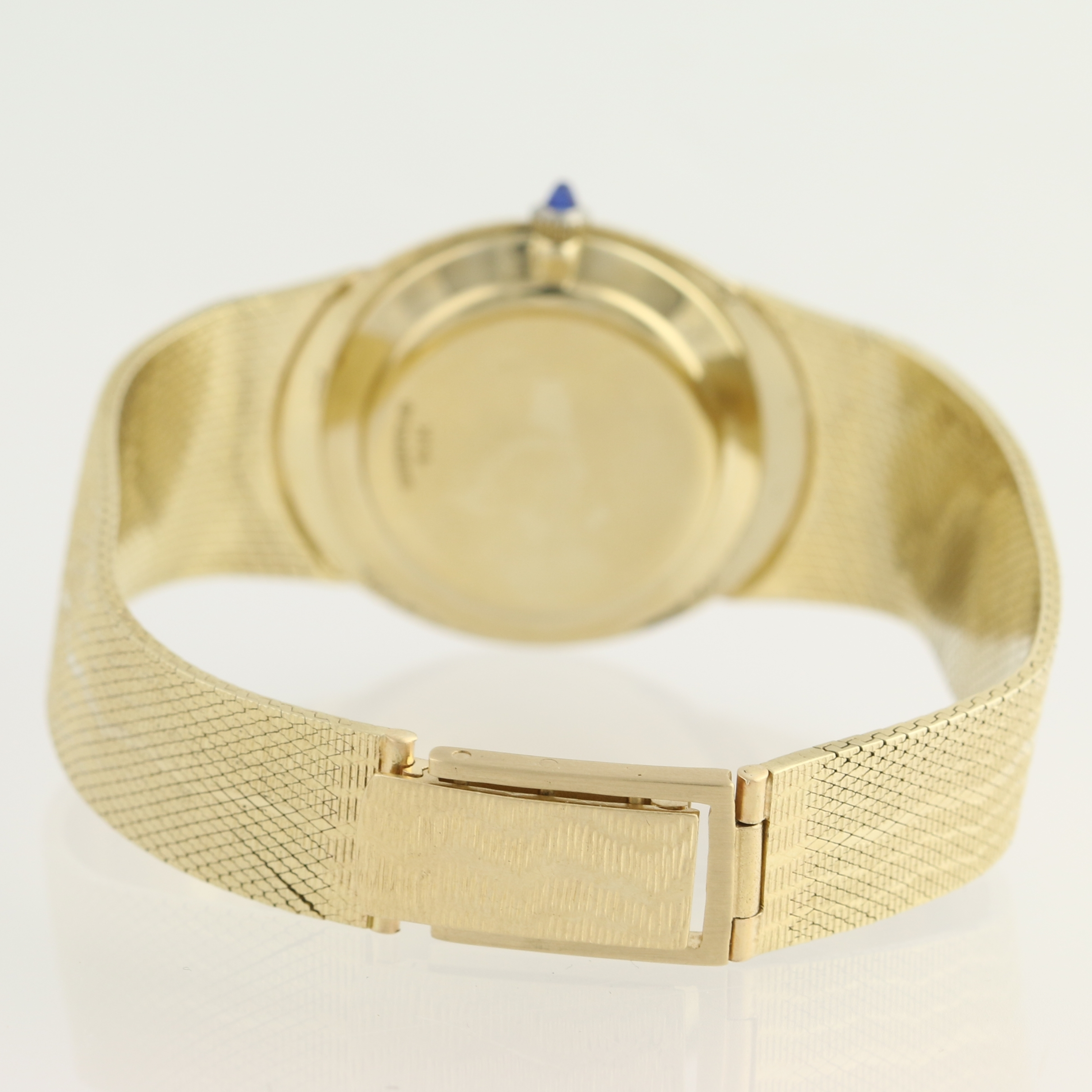 oval hair styles lucien piccard 14k gold blue serviced w 4991