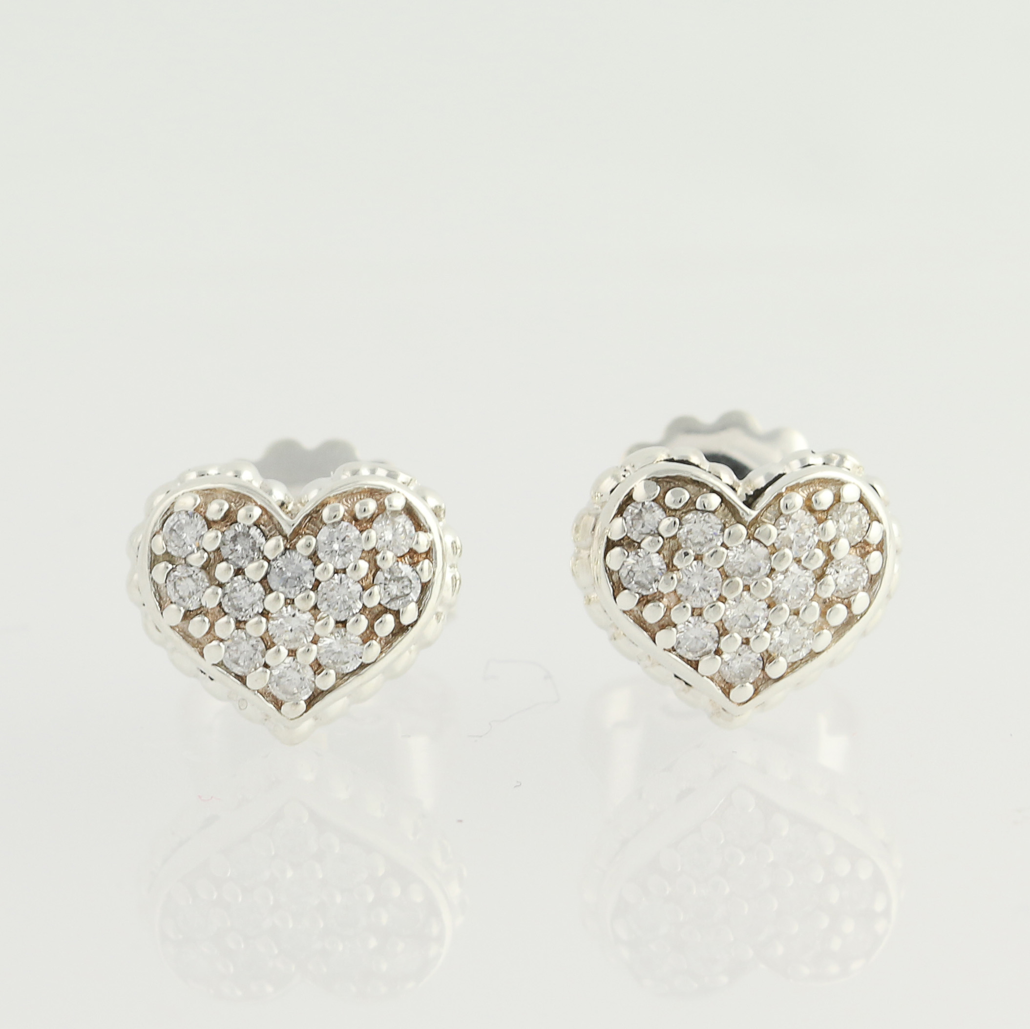 in hearts diamond platinum co earrings usm op of diamonds jewelry tiffany heart ed