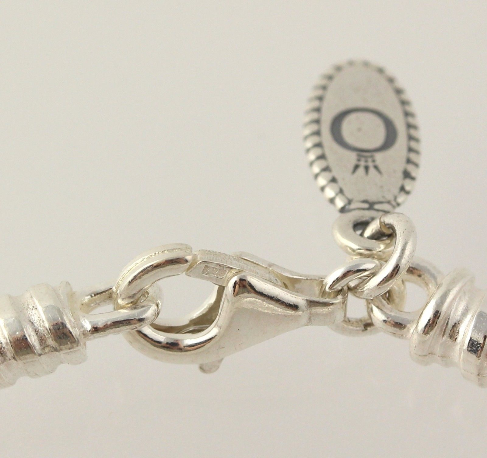 initial alphabet bracelet side charm products silver pandora sterling bracelets m or letter for necklaces