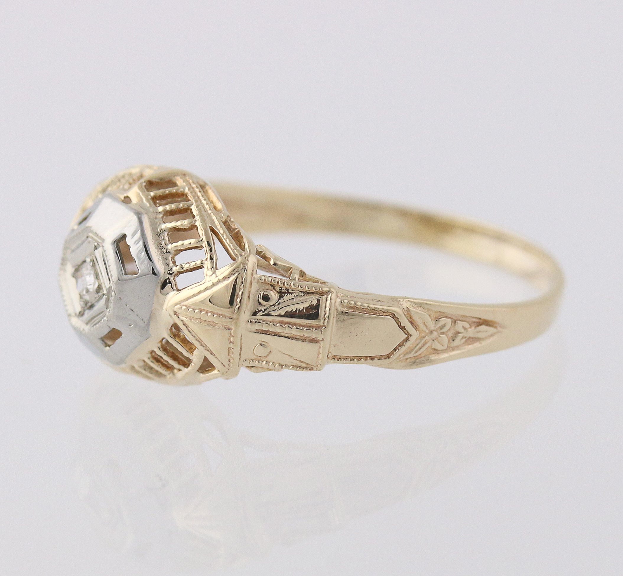 beautiful idea deco stunning jewellery lovely vintage ring engagement art rings diamond wedding geometric of