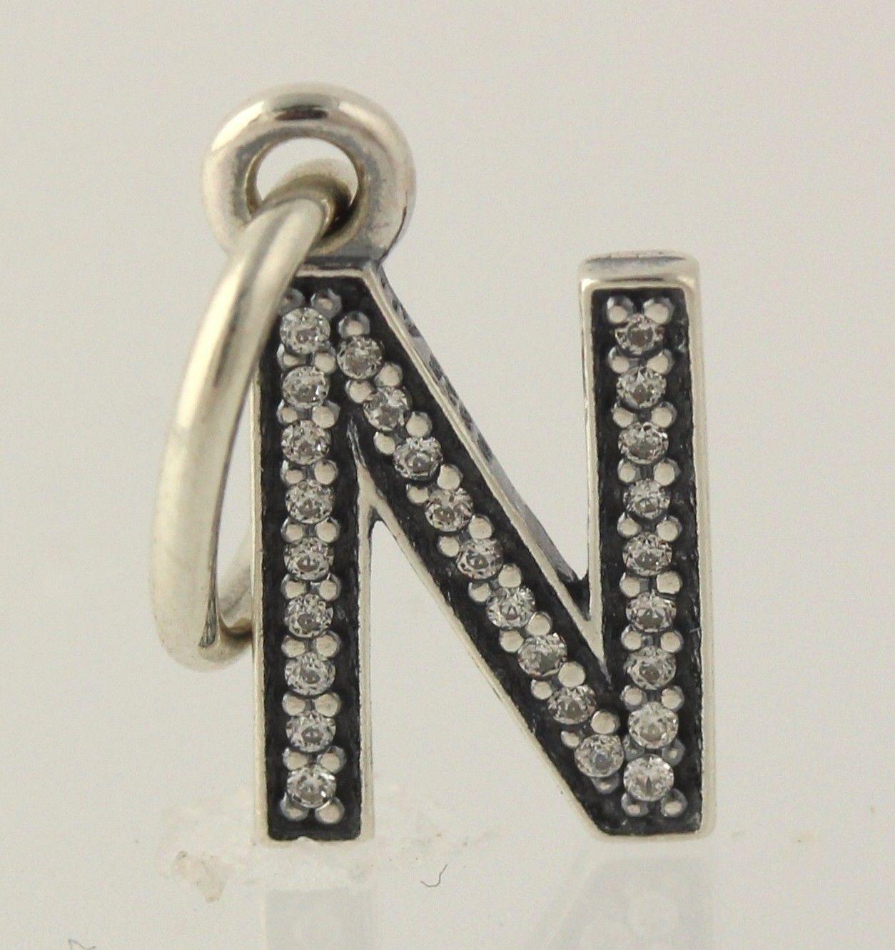 lettera n pandora