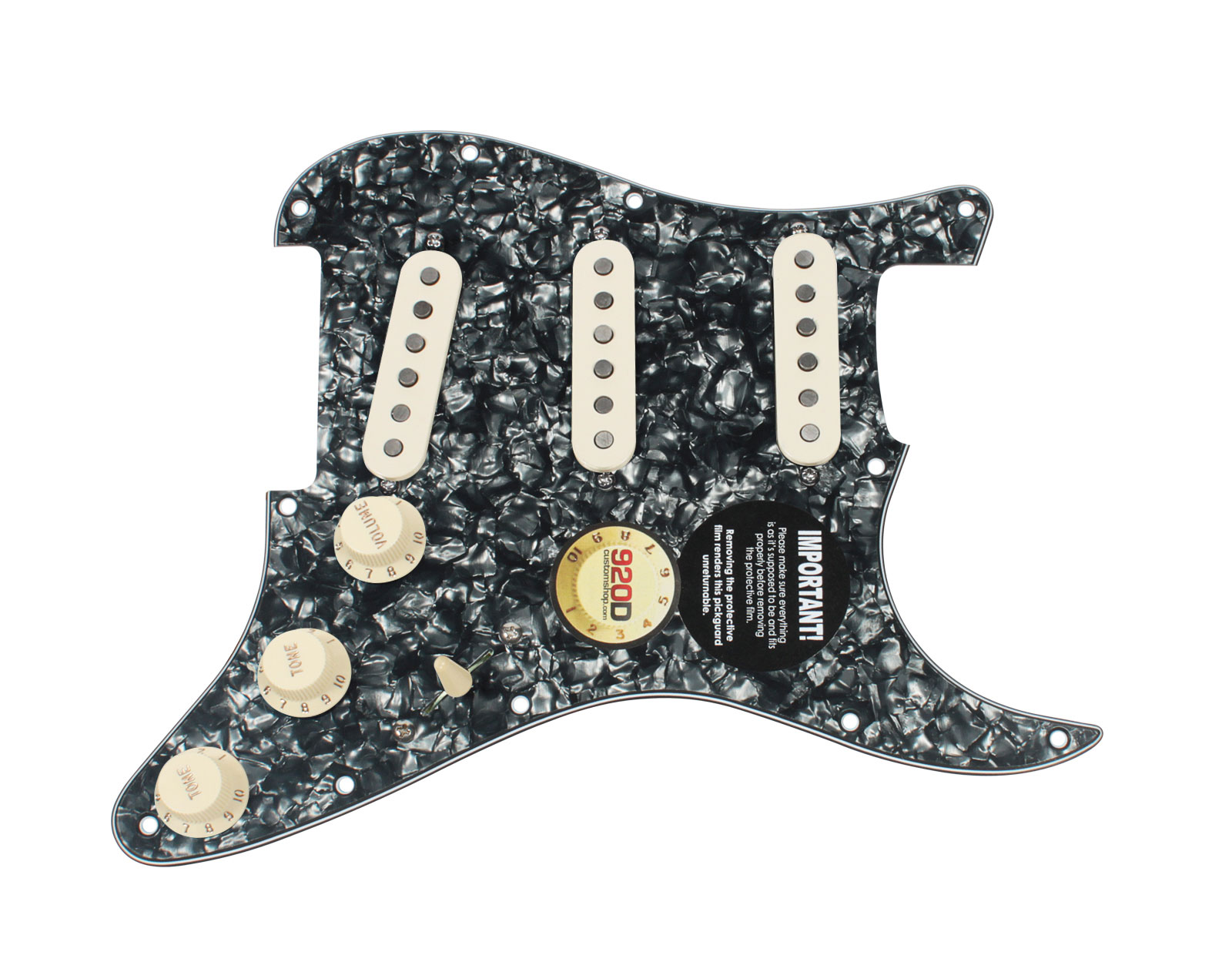 920d custom shop texas special loaded pickguard fender strat 7 way bp aw ebay. Black Bedroom Furniture Sets. Home Design Ideas